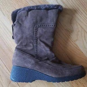 Khombu Warm Winter Boots